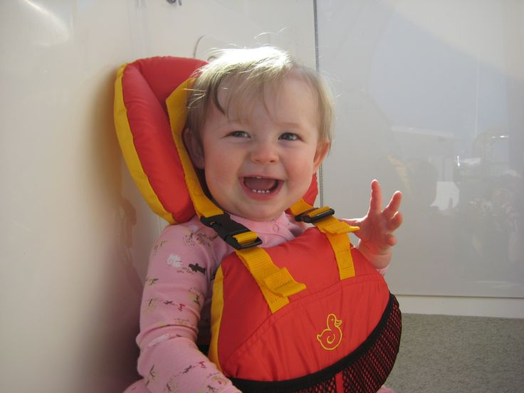 Does My Infant Life Jacket Need Head Support Virginia S