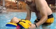 infant life vest