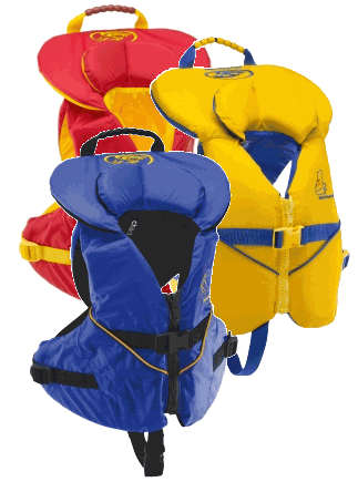 buying life jackets